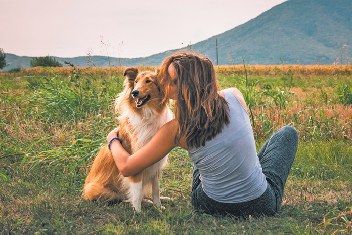 We can thank women for making dogs feel like family members.